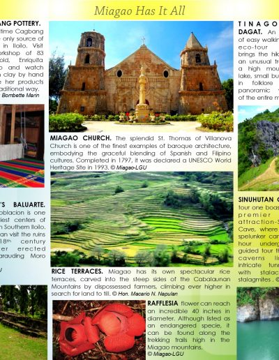 Discover Miagao Inside page