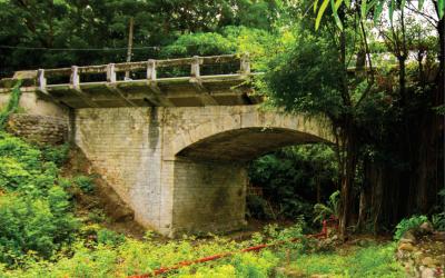 Bridges in Miagao