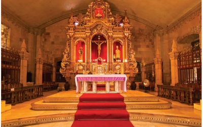 History and Mysteries of Miag-ao Church: An interview with Msgr. Claudio S. Sale