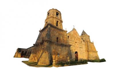 MIAG-AO CHURCH – a Fortress of the Spanish Empire?